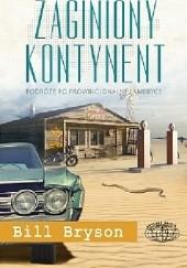 Okładka książki Zaginiony kontynent Bill Bryson
