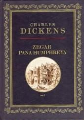Okładka książki Zegar Pana Humphreya tom 3 Charles Dickens