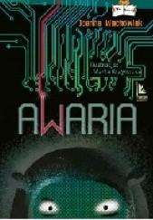Okładka książki Awaria Joanna Wachowiak