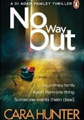 Okładka książki No Way Out Cara Hunter