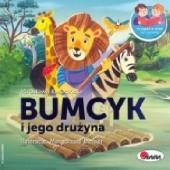 Okładka książki Bumcyk i jego drużyna Mirosława Kwiecińska