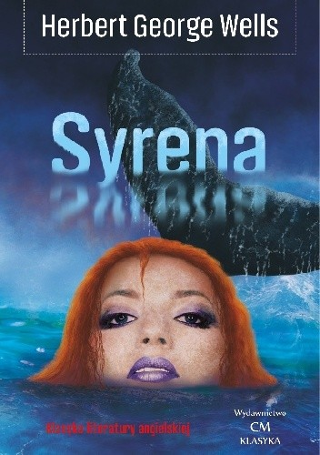 Okładka książki Syrena Herbert George Wells