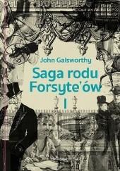 Okładka książki Posiadacz John Galsworthy