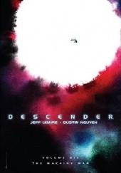 Okładka książki Descender, Vol. 6: The Machine War Jeff Lemire,Dustin Nguyen