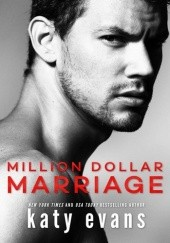 Okładka książki Million Dollar Marriage Katy Evans