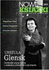 Okładka książki Nowe Książki nr 4 /2019 Urszula Glensk,Jan Gondowicz,Redakcja miesięcznika Nowe Książki,Magdalena Fikus,Krystyna Zabawa