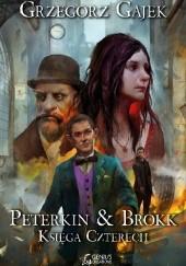 Okładka książki Księga Czterech Grzegorz Gajek