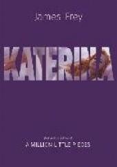 Okładka książki Katerina James Frey