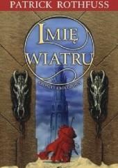 Okładka książki Imię wiatru