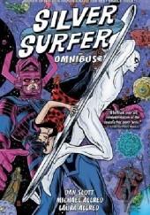 Okładka książki Silver Surfer Omnibus Dan Slott,Mike Allred