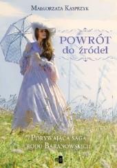 Okładka książki Powrót do źródeł Małgorzata Kasprzyk