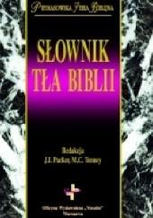 Okładka książki Słownik tła Biblii