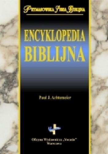 Okładka książki Encyklopedia biblijna praca zbiorowa