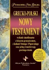 Okładka książki Grecko-polski Nowy Testament Remigiusz Popowski,Michał Wojciechowski