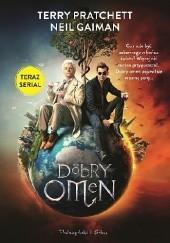 Okładka książki Dobry omen Terry Pratchett,Neil Gaiman