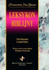 Okładka książki Leksykon biblijny