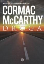 Okładka książki Droga Cormac McCarthy