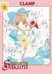 Okładka książki Card Captor Sakura #2 Nanase Ohkawa,Mokona Apapa,Tsubaki Nekoi,Satsuki Igarashi