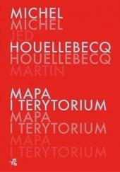 Okładka książki Mapa i terytorium Michel Houellebecq