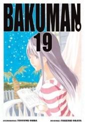 Okładka książki Bakuman #19 Tsugumi Ohba,Takeshi Obata