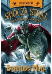Okładka książki Gniew króla smoków Brandon Mull
