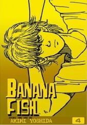 Okładka książki Banana Fish, Vol. 4 Akimi Yoshida