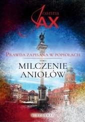 Okładka książki Milczenie aniołów Joanna Jax
