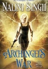 Okładka książki Archangel's War Nalini Singh