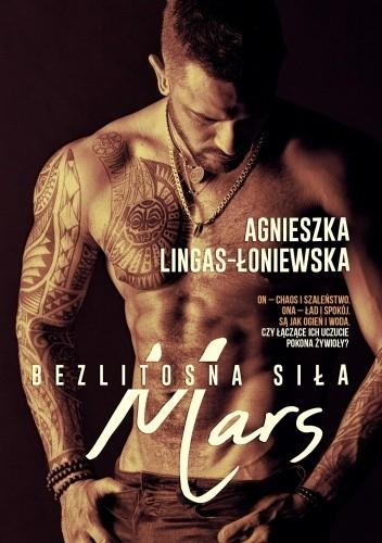 Okładka książki Mars Agnieszka Lingas-Łoniewska