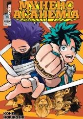 Okładka książki My Hero Academia vol. 23 Kōhei Horikoshi