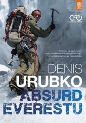 Okładka książki Absurd Everestu Denis Urubko