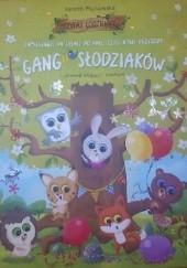 Okładka książki Zamieszanie na leśnej polanie, czyli nowe przygody Gangu Słodziaków Renata Piątkowska