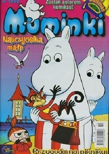 Okładka książki Muminki Nr 10/2000 Róża Grzegorska,Ewa Gucewicz,Ewa Oszwałdowska