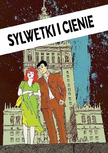Okładka książki Sylwetki i cienie Michał Rzecznik