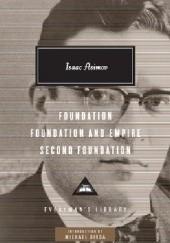 Okładka książki Foundation, Foundation and Empire, Second Foundation