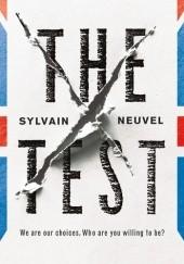 Okładka książki The Test Sylvain Neuvel