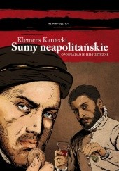 Okładka książki Sumy neapolitańskie Klemens Kantecki Piotr