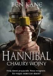 Okładka książki Hannibal. Chmury wojny Ben Kane