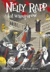 Okładka książki Nelly Rapp i bal wampirów Martin Widmark