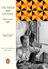 Okładka książki The Train Was on Time Heinrich Böll