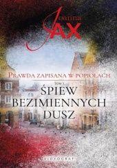 Okładka książki Śpiew bezimiennych dusz Joanna Jax