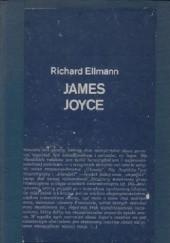Okładka książki James Joyce Richard Ellmann