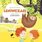 Okładka książki Leniwczaki Agnieszka Zimnowodzka