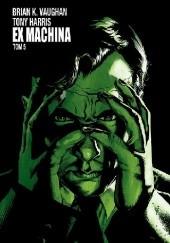 Okładka książki Ex Machina. Tom 5