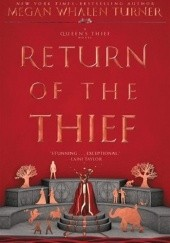Okładka książki Return of the Thief Megan Whalen Turner