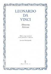 Okładka książki Aforyzmy Leonardo da Vinci