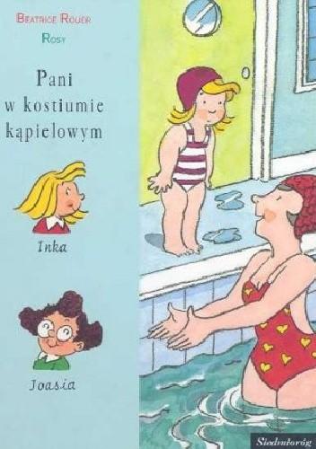 Okładka książki Pani w kostiumie kąpielowym Beatrice Rouer