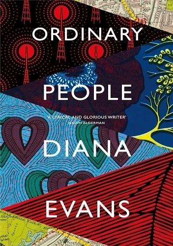 Okładka książki Ordinary People Diana Evans