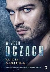 Okładka książki W jego oczach Alicja Sinicka