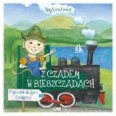 Okładka książki Z Czadem w Bieszczadach Magdalena Prekiel